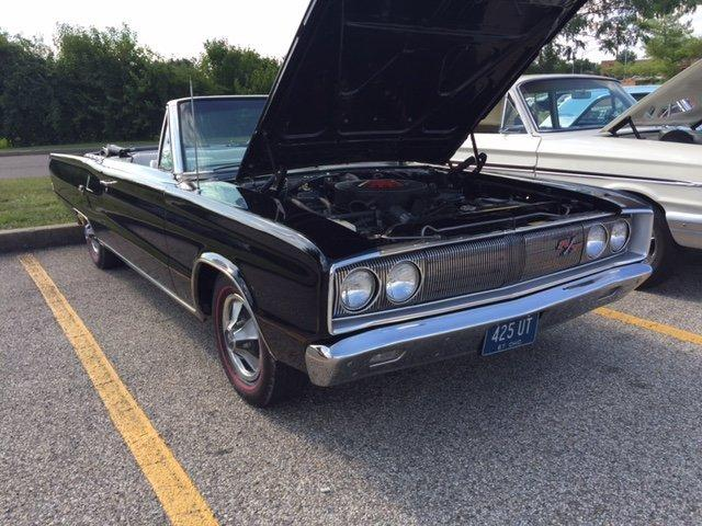 1967 DODGE CORONET RT CONVERTIBLE - Photo