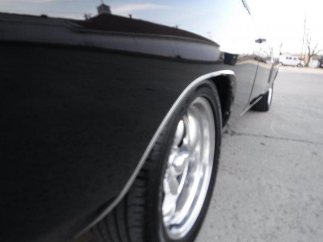1968 DODGE CHARGER RT BUCKET SEAT, TRIPLE BLACK - Photo