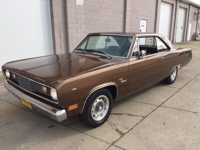 1971 PLYMOUTH SCAMP COUPE V8, MANUAL TRANS in Milford, OH