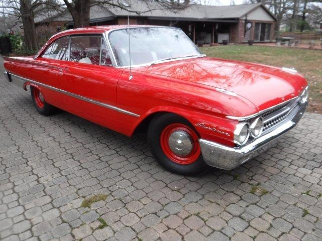 1961 FORD STARLINER SOHC 427 CAMMER 4 SPEED in Milford, OH