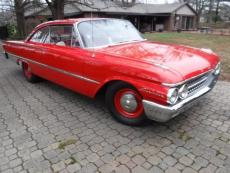 1961 FORD STARLINER SOHC 427 CAMMER 4 SPEED