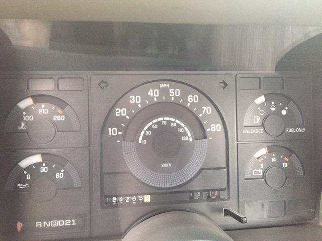1990 CHEVROLET SILVERADO PICK UP V8, 4X4 , AUTO short box - Photo