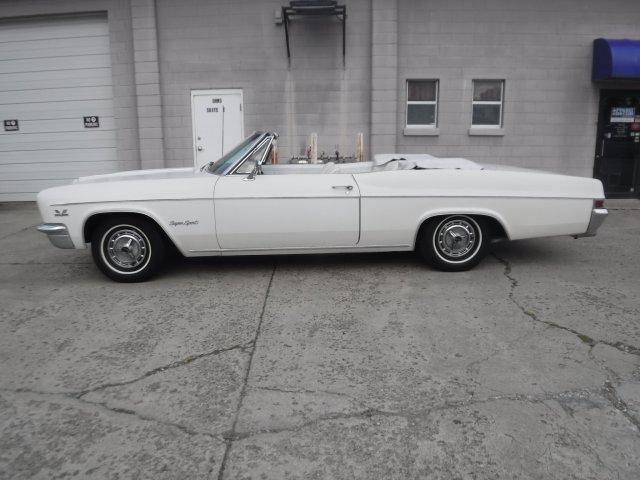 1966 CHEVROLET IMPALA SS SUPER SPORT 396 CONVERTIBLE in Milford, OH