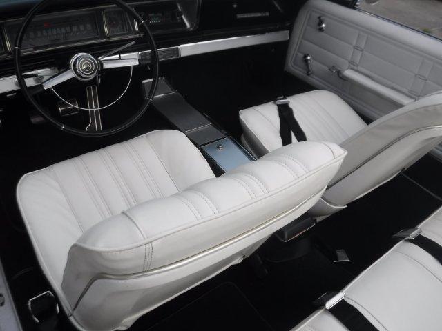 1966 CHEVROLET IMPALA SS SUPER SPORT 396 CONVERTIBLE - Photo