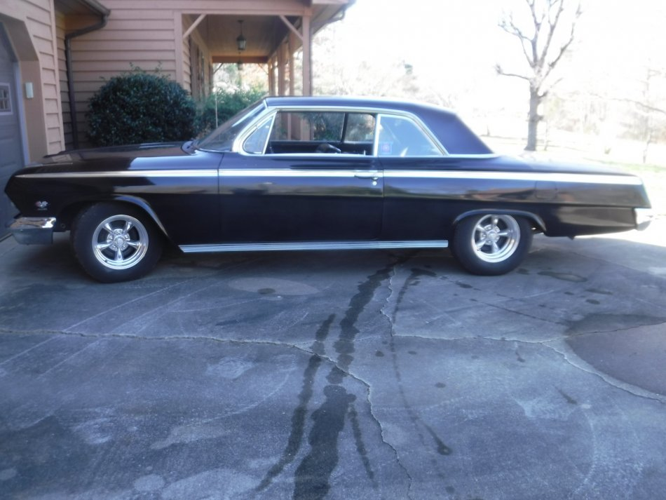 1962 CHEVROLET IMPALA SS SUPER SPORT 409 DUAL QUAD 4 SPEED in Milford, OH