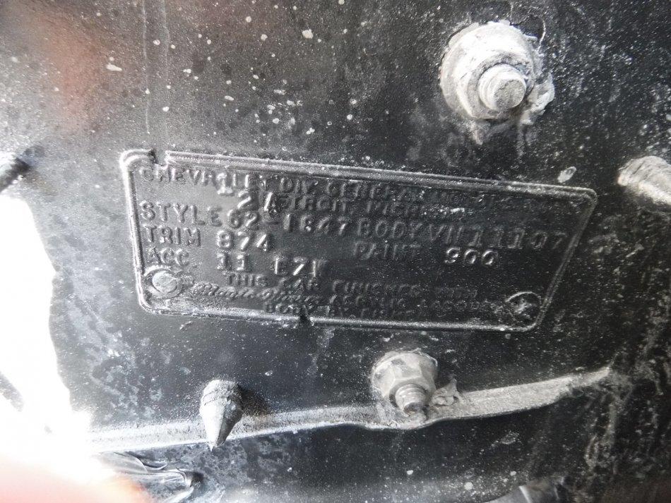 1962 CHEVROLET IMPALA SS SUPER SPORT 409 DUAL QUAD 4 SPEED - Photo