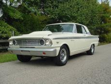 1963 FORD FAIRLANE THUNDERBOLT COUPE