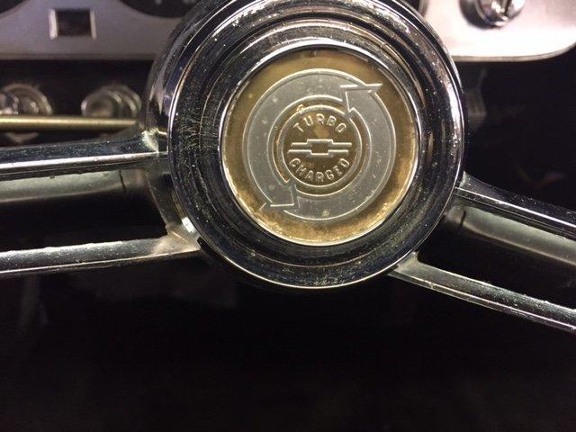 1962 CHEVROLET CORVAIR SPIDER MONZA CONVERTIBLE 4 SPEED - Photo