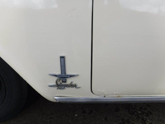 1962 CHEVROLET CORVAIR SPYDER MONZA SPYDER TURBO CONVERTIBLE 4 SPEED - Photo