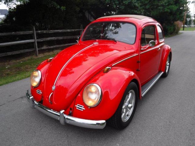 1959 VOLKSWAGEN BEETLE SUN SHADE OPTION 1600 CC ENGINE in Milford, OH