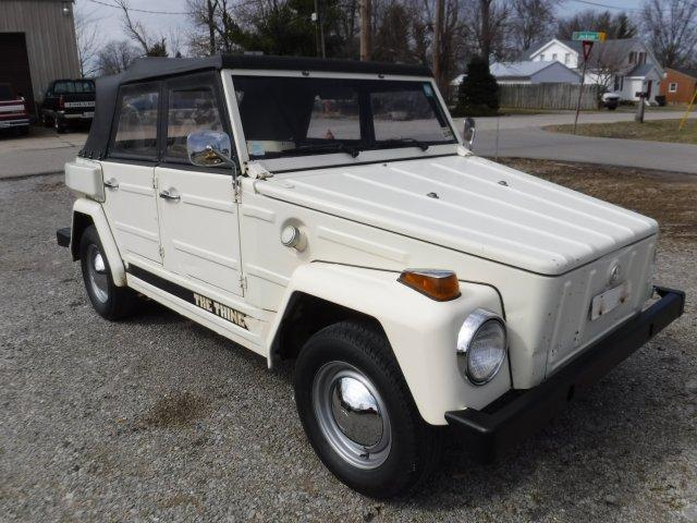 1974 VOLKSWAGEN THING CONVERTIBLE in Milford, OH