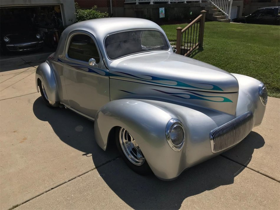 1941 Willys Overland Coupe in Milford, OH