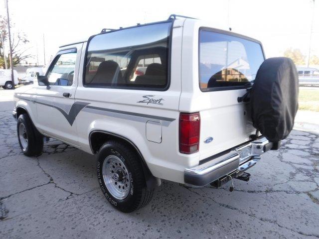 1990 FORD BRONCO II XLT 4X4 - Photo
