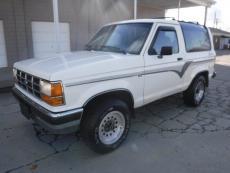 1990 FORD BRONCO II XLT 4X4