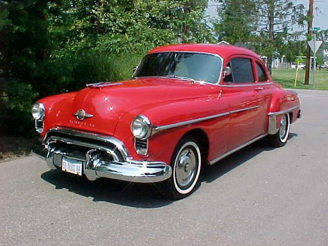1950 OLDSMOBILE 88 COUPE in Milford, OH