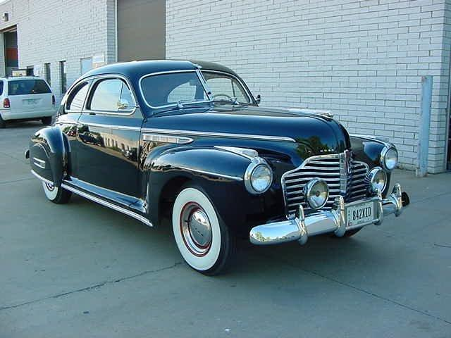 1941 BUICK 46 SSE SEDANETTE COUPE in Milford, OH