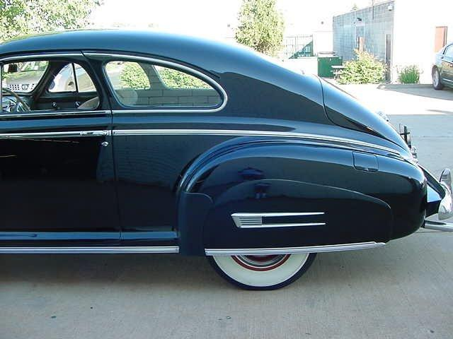 1941 BUICK 46 SSE SEDANETTE COUPE - Photo