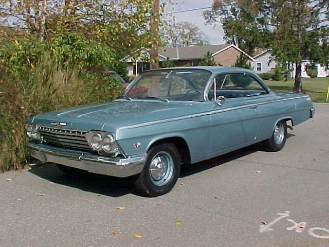 1962 CHEVROLET BELAIR in Milford, OH