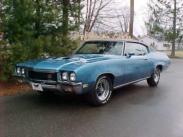 1971 BUICK GS in Milford, OH