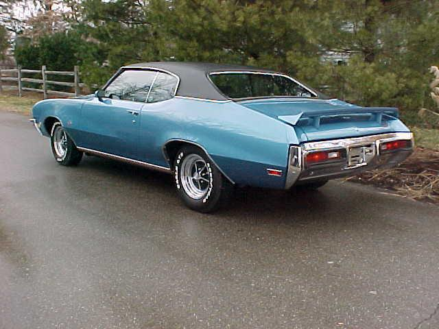 1971 BUICK GS - Photo