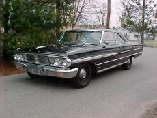 1964 FORD R CODE GALAXIE