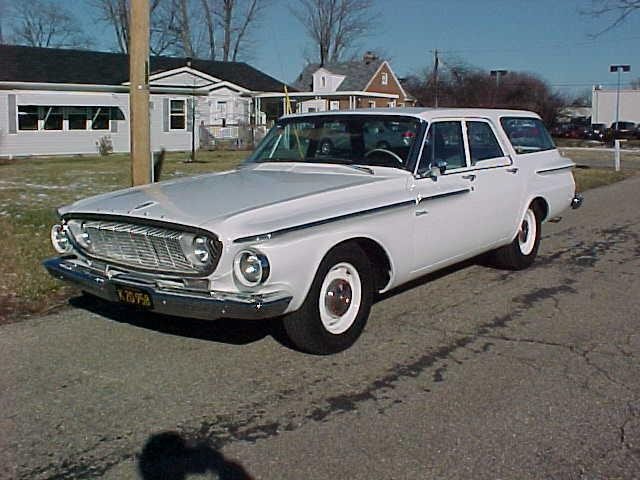 1962 DODGE MAX WEDGE WAGON in Milford, OH