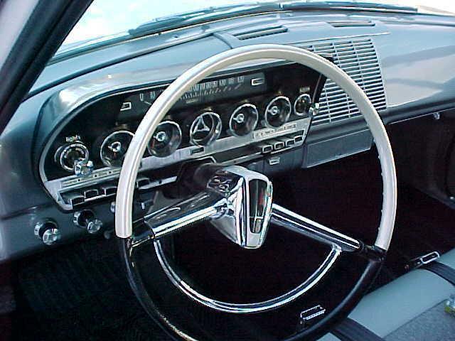 1962 DODGE MAX WEDGE WAGON - Photo