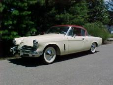 1955 STUDEBAKER COMMANDER REGAL COUPE