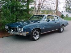 1972 BUICK STAGE 1