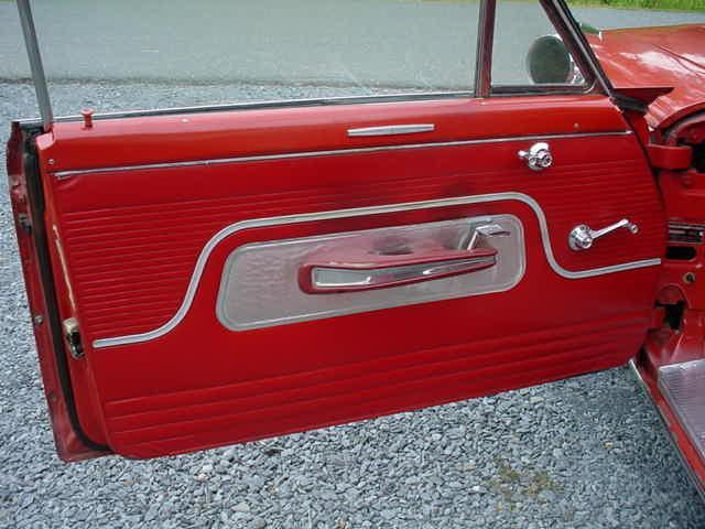 1963 FORD GALAXIE 500 SPORT ROOF 390-4, AUTO, PS, PB, AM/FM RADIO - Photo