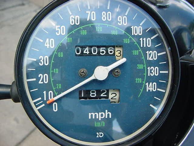 1977 HONDA SUPER SPORT 750 - Photo