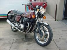 1977 HONDA SUPER SPORT 750