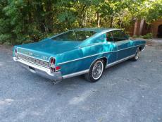 1968 FORD GALAXIE 500 XL FASTBACK