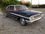1964 FORD GALAXIE 500 SPORT ROOF, Z CODE 4 SPEED