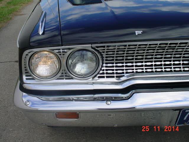 1963 FORD GALAXIE 500 BOX TOP BOX TOP 390, MANUAL TRANS BLACK / BLACK - Photo