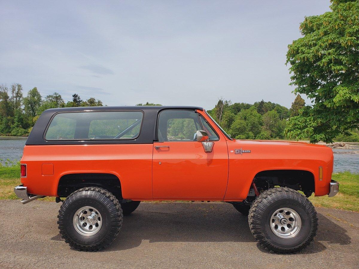1989 Chevrolet Blazer K5 - Photo