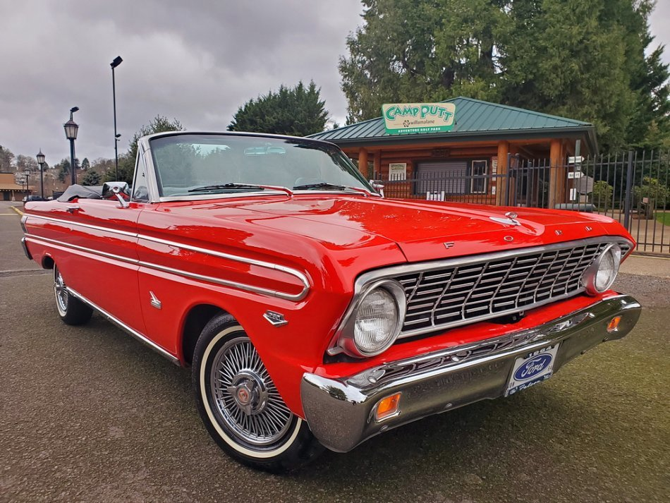 1964 FORD FALCON CONVERTIBLE in Eugene, OR
