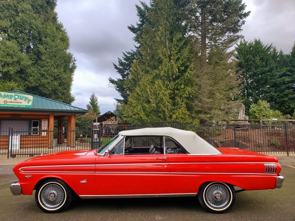 1964 FORD FALCON CONVERTIBLE - Photo