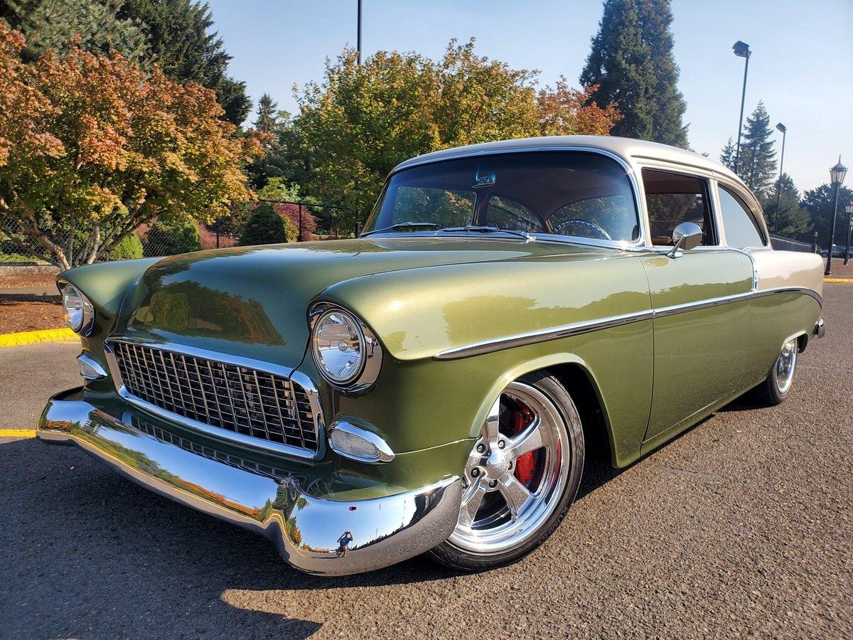 1955 Chevrolet 210 in Eugene, OR