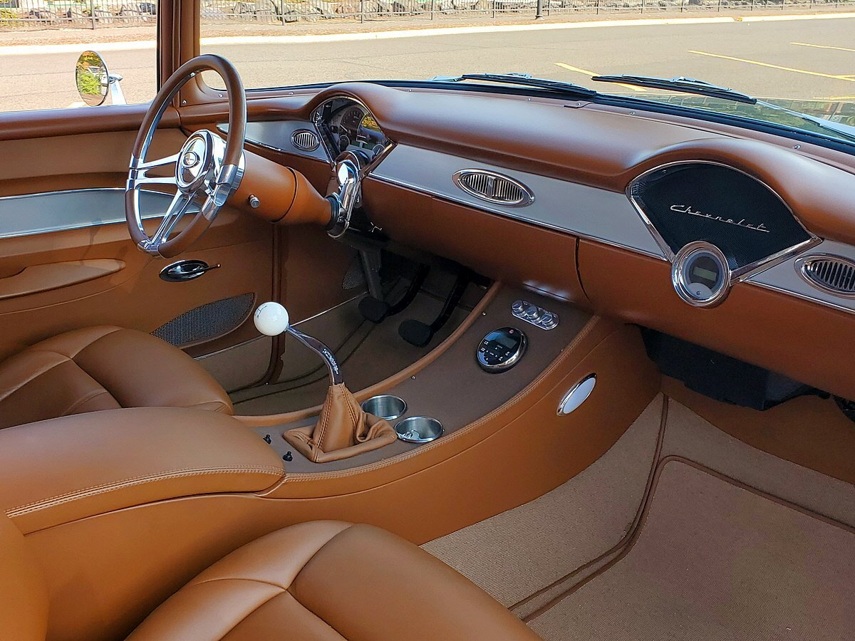 1955 Chevrolet 210 - Photo