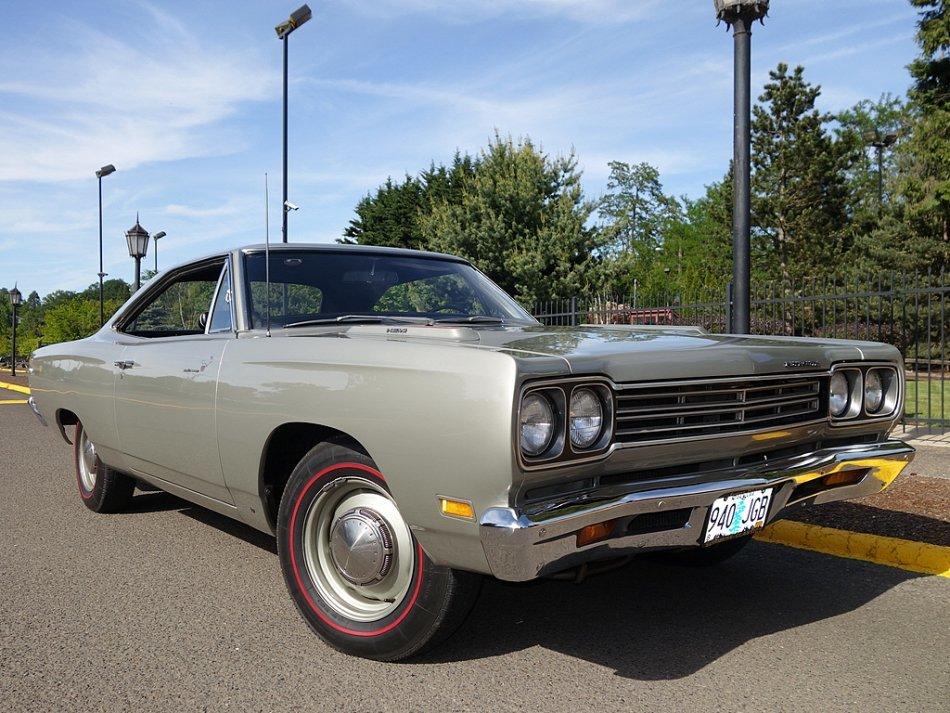 1969 PLYMOUTH 426 HEMI ROAD RUNNER in Eugene, OR