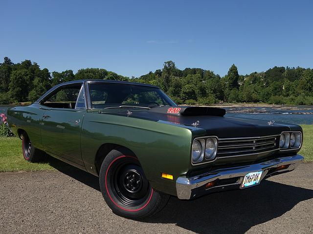 1969 PLYMOUTH ROAD RUNNER in Eugene, OR