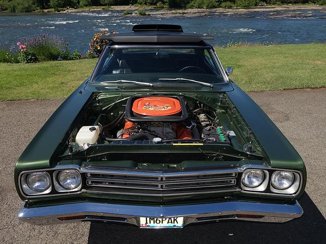 1969 PLYMOUTH ROAD RUNNER - Photo