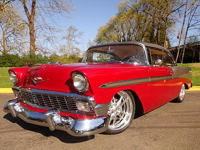 1956 CHEVROLET BEL AIR HARDTOP in Eugene, OR