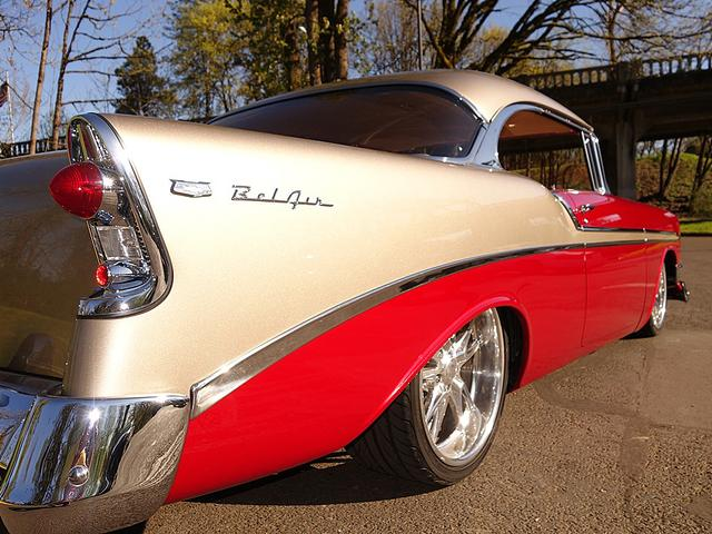 1956 CHEVROLET BEL AIR HARDTOP - Photo
