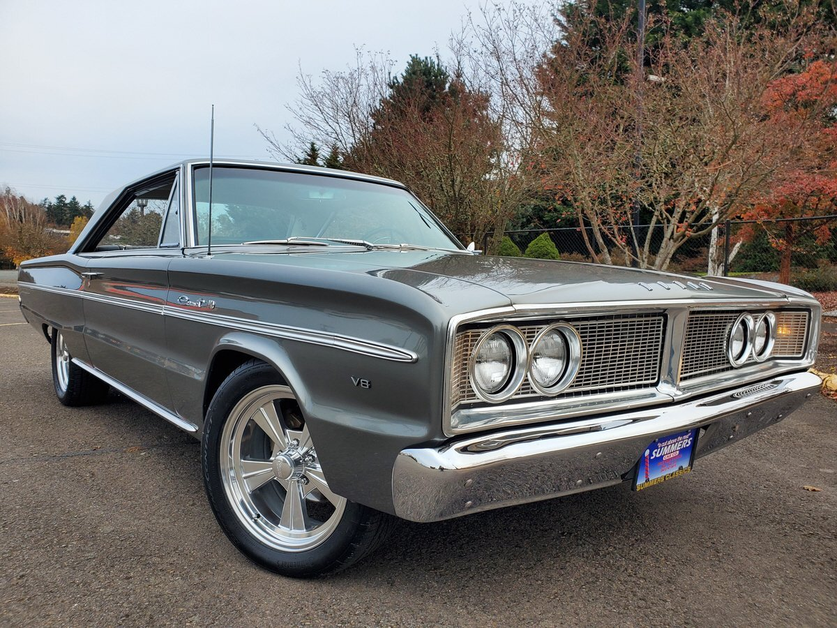 1966 Dodge Coronet 440 in Eugene, OR