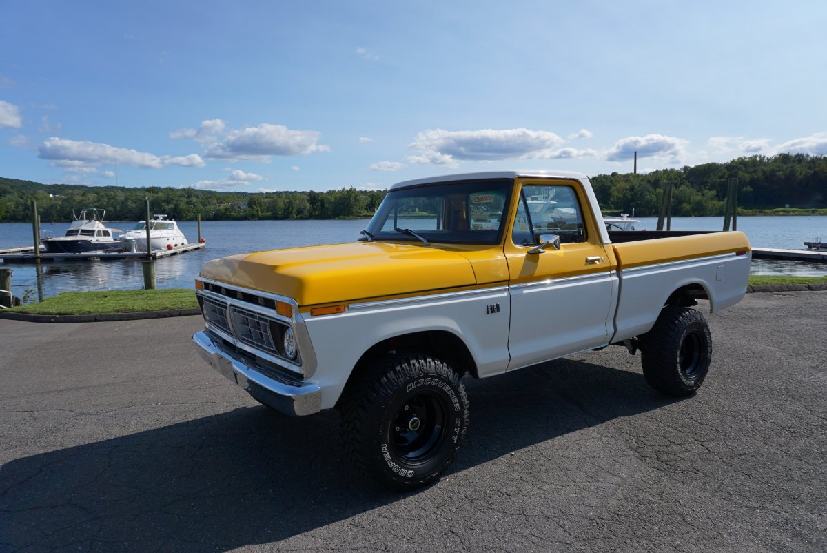 1976 Ford F-150 for sale in Portland, CT