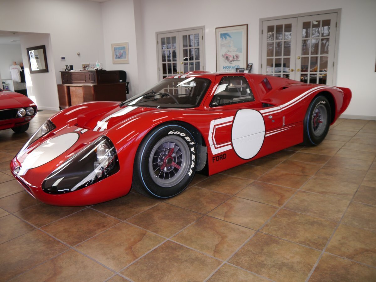 1967 FORD GT40 MK IV for sale in Portland, CT
