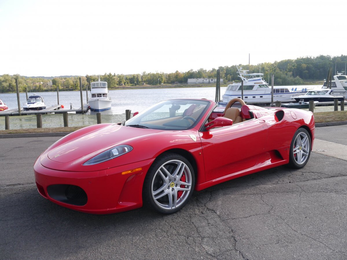 2007 Ferrari F430 Spider for sale in Portland, CT