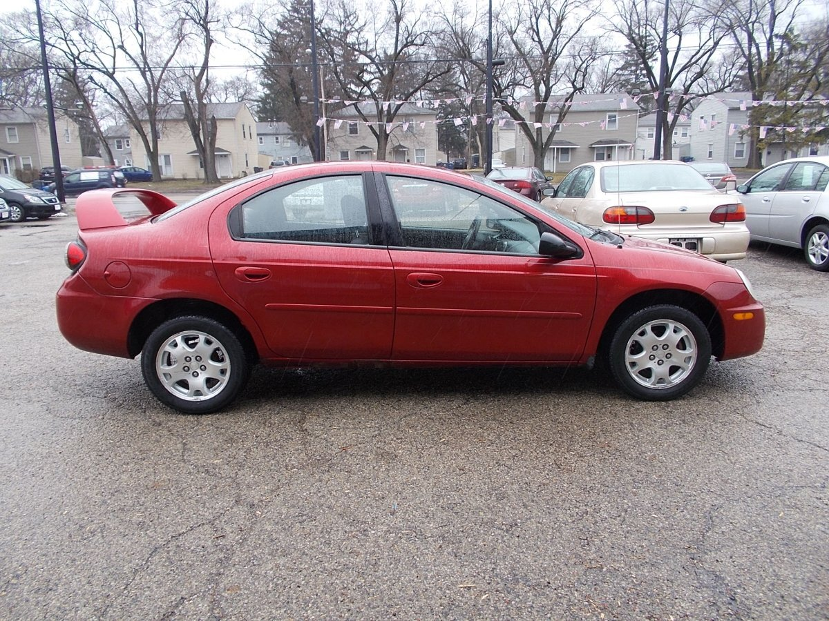 2005 DODGE NEON SXT for sale in Whitehall, OH